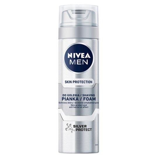 NIVEA MEN Skin Protection Shaving Foam 200 ml
