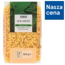 Tesco Makaron bezjajeczny macaroni 500 g