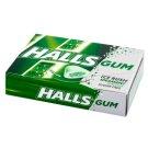 Halls Gum Ice Rush Spearmint Flavour Sugar Free Gum 18 g