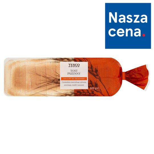 Tesco Wheat Toast 500 g