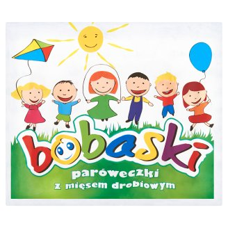 Bobaski Sausages with Poultry Meat 250 g