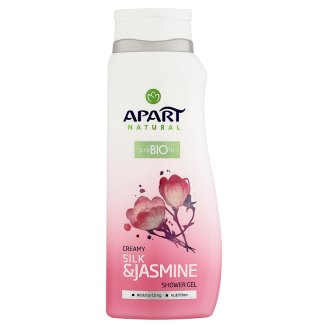 Apart Natural Silk & Jasmine Shower Gel 400 ml