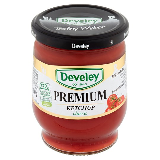 Develey Premium Classic Ketchup 300 g