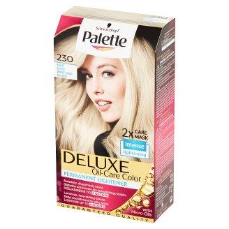 Palette Deluxe Oil-Care Color Farba do włosów Białe złoto 230