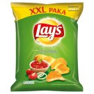Lay's Salsa Sauce Flavoured Potato Crisps 240 g