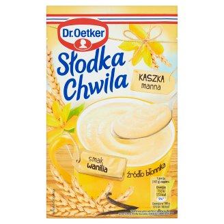 Dr. Oetker Słodka Chwila Vanilla Instant Semolina 47.5 g