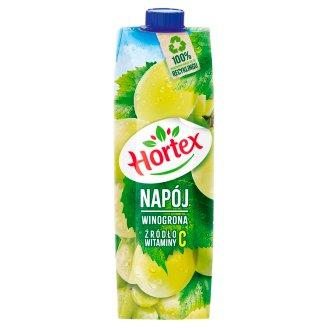 Hortex Napój białe winogrona 1 l