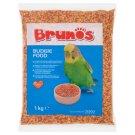 Brunos Pełnoporcjowa karma dla papużek falistych z kilku rodzajów nasion 1 kg