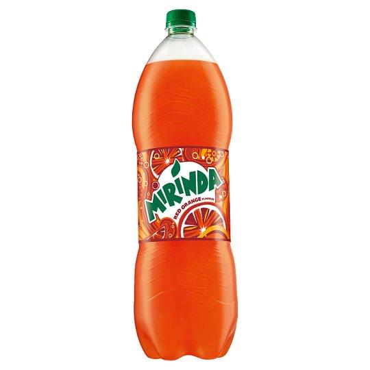 Mirinda Red Orange Napój gazowany 2 l