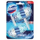Domestos 3in1 Atlantic Toilet Block 2 x 40 g