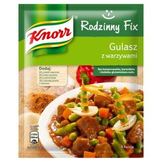 Knorr Rodzinny Fix Gulasz z warzywami 51 g
