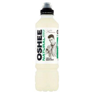 Oshee Natural Sports Drink Lemon and Grapefruit Non-Carbonated Drink 0.75 L
