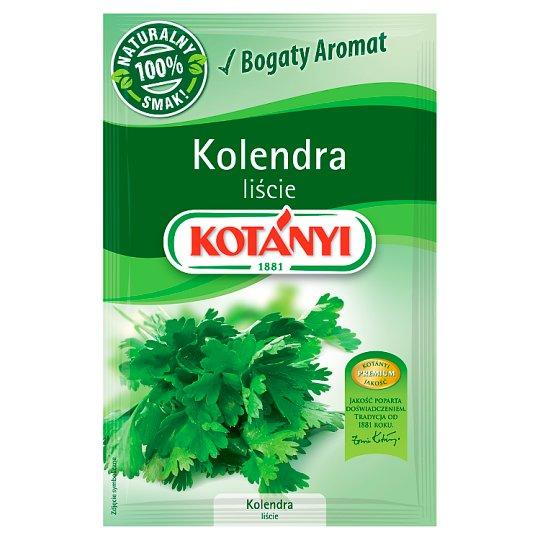 Kotányi Kolendra liście 6 g