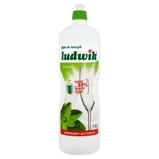 Ludwik Mint Dishwasher Liquid 1150 g