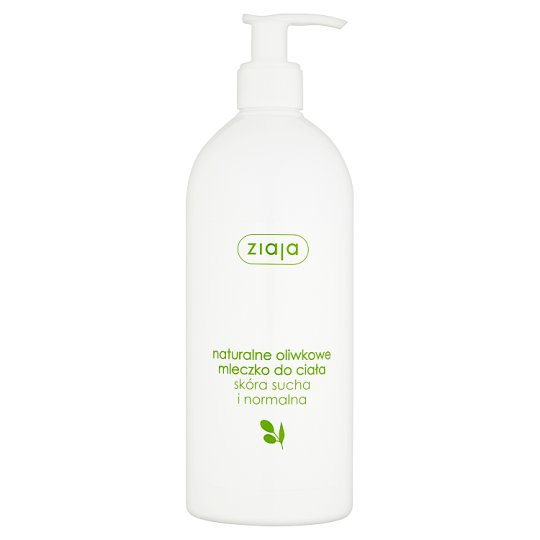 Ziaja Natural Olive Body Milk Dry and Normal Skin 400 ml