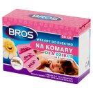 Bros Refills for Elektro Device Anti Mosquitoes for Children 20 Pieces
