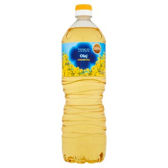 Tesco Rapeseed Oil 1 L