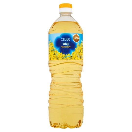 Tesco Olej rzepakowy 1 l