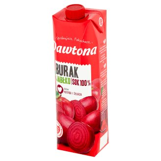 Dawtona Beetroot Apple 100% Juice 1 L