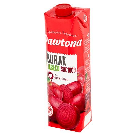 Dawtona Beetroot Apple 100% Juice 1 L