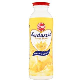 Zott Serduszko Pyszne Mleko smak waniliowy 250 ml