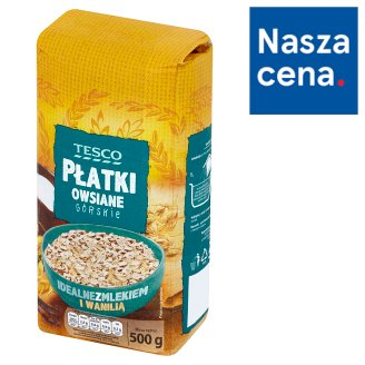 Tesco Montain Rolled Oats Flakes 500 g