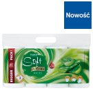 Tesco Soft Luxury Aloe Vera Papier toaletowy 16 rolek