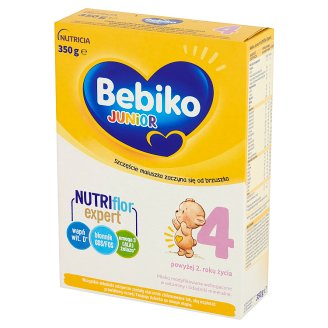 Bebiko Junior 4 Powdered Milk for Children after 2 Years Onwards 350 g