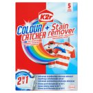 K2r Colour Catcher + Stain Remover Sachets 150 g (5 Pieces)