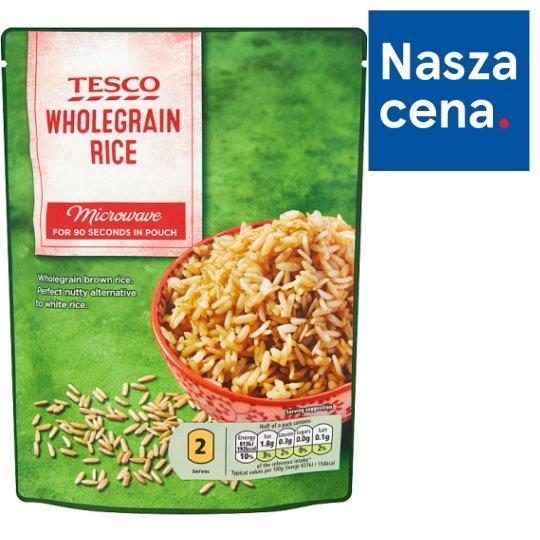 Tesco Ryż pełnoziarnisty 250 g
