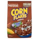 Nestlé Corn Flakes Choco Płatki śniadaniowe o smaku czekoladowym 450 g