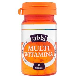 Tibbi Multiwitamina Suplement diety 52,5 g (75 tabletek)
