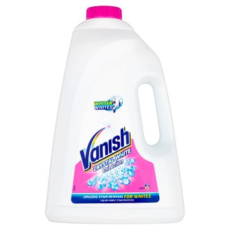 Vanish Oxi Action Crystal White Fabric Stain Remover 3 L (30 Washes)