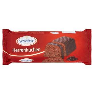 Goldfein Ciasto kakaowe z płatkami czekoladowymi w polewie o smaku kakaowym 400 g