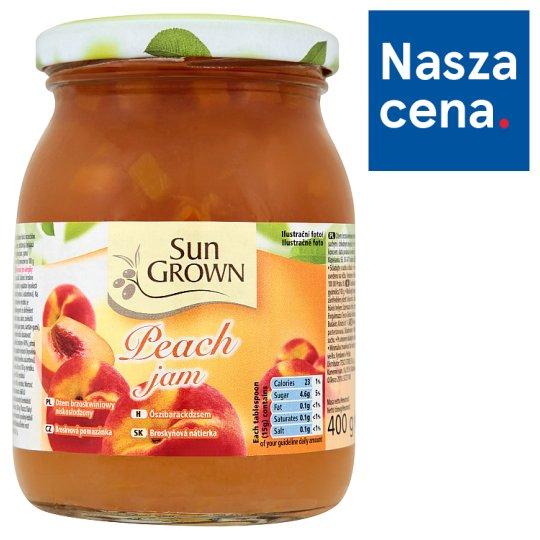 Sun Grown Peach Jam 400 g