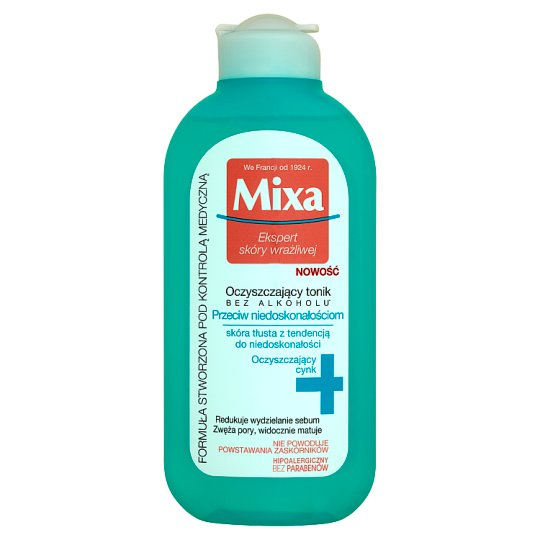 Mixa Anti-imperfection Cleansing Tonic 200 ml