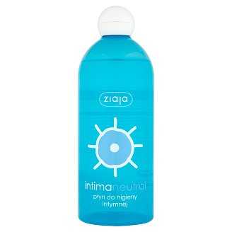 Ziaja Intima Neutral Intimate Hygiene Wash 500 ml