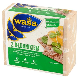 Wasa Crispbread with Fiber 230 g