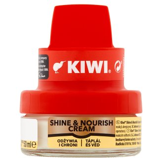 Kiwi Colorless Shoe Cream 50 ml