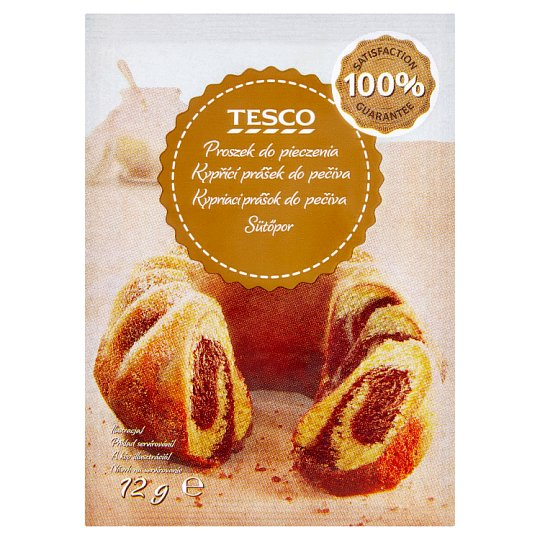 Tesco Baking Powder 12 g