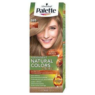 Palette Permanent Natural Colors Creme Farba do włosów Popielaty blond 265