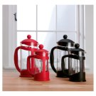F&F Plastic Cafetiere Cup 3 Cup