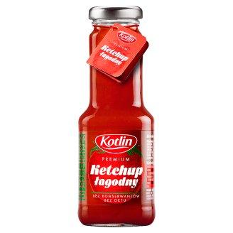 Kotlin Premium Ketchup łagodny 280 g