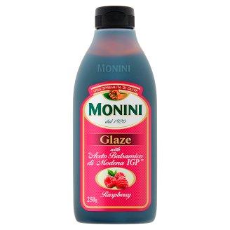 Monini Krem z octem balsamicznym o smaku malin 250 g