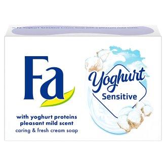 Fa Yoghurt Sensitive Kremowe mydło w kostce 90 g