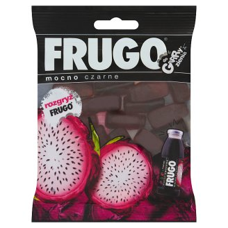 Frugo Black Fruit Jellies 100 g