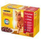 Friskies Cat Food 1200 g (12 x 100 g)