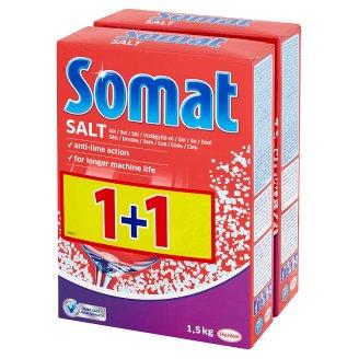 Somat Sól do zmywarek 2 x 1,5 kg