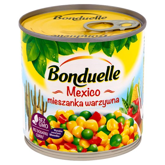 Bonduelle Mexico Mix Vegetables 340 g