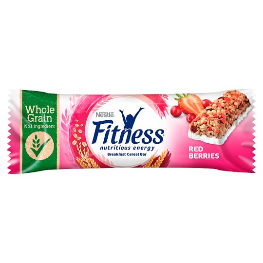 Nestlé Fitness Red Berries Cereal Bar 23.5 g